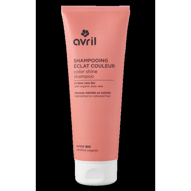 shampoo brillantezza colore – Capelli coloriti e con mèches  250ml  - Certificato bio