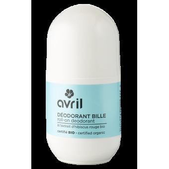 Deodorante roller  50 ml - Certificato bio